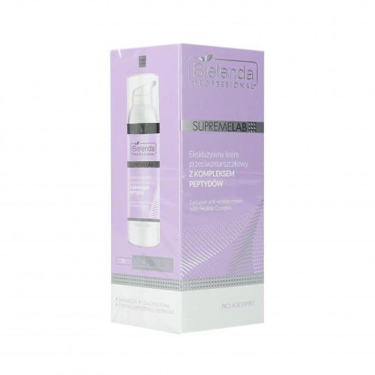 BIELENDA PROFESSIONAL SUPREMELAB Crema exclusiva antiarrugas con complejo peptídico 50ml - 1