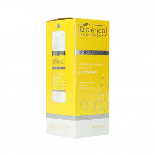 BIELENDA PROFESSIONAL SUPREMELAB Crema de Noche Nutritiva Intensiva con Ceramidas 50ml - 1