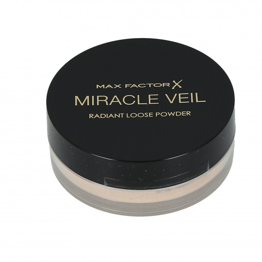 MAX FACTOR Miracle Veil Polvos sueltos iluminantes 4g