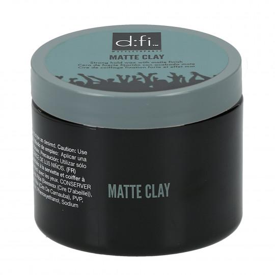 D:FI Matte Clay Arcilla Mate para Peinado 150g - 1