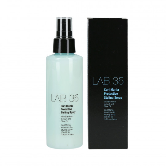 KALLOS LAB 35 CURL MANIA Spray modelador para rizos 150ml - 1