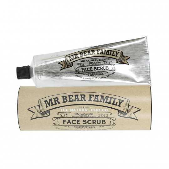 MR BEAR FAMILY Exfoliante facial hidratante 75ml - 1