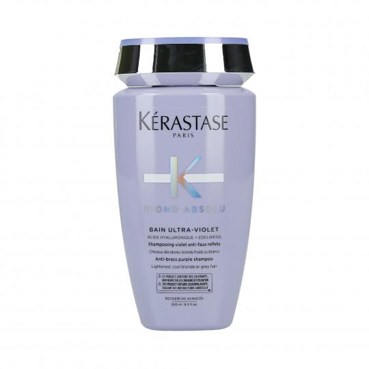 KERASTASE BLOND ABSOLU Bain Ultra-Violet Champú neutralizante 250ml