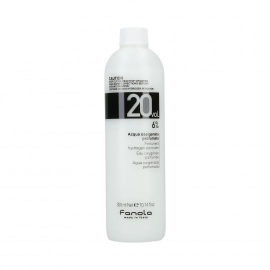 Fanola Oxidante para cabello 20 vol 6 % 300ml