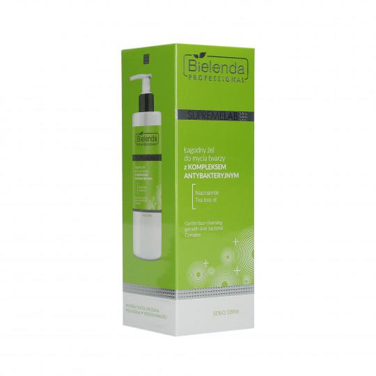 BIELENDA PROFESSIONAL SUPREMELAB Sebio Derm Gel de lavado facial antibacterial 200g - 1