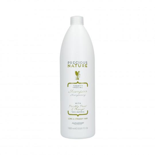 Alfaparf Precious Nature Long & Straight Champú para cabellos largos y lisos 1000 ml