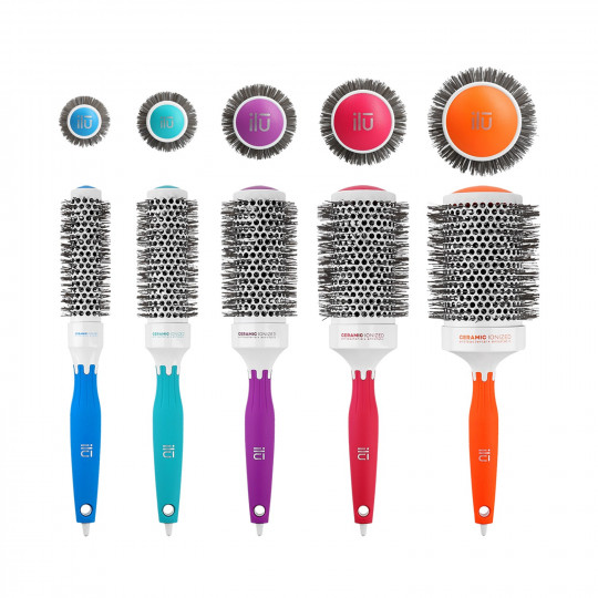 ilū by Tools For Beauty, I'll Be Hair For You Set de 5 Cepillos Profesionales para Peinado