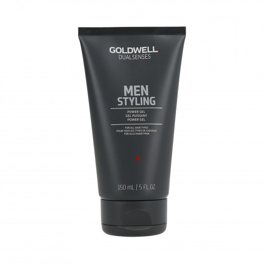 GOLDWELL DUALSENSES MEN Gel fuerte para peinar 150ml - 1