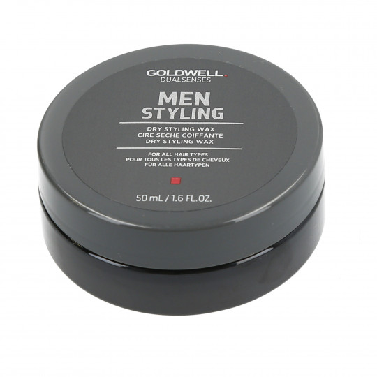 GOLDWELL DUALSENSES MEN Cera seca para peinar 50ml - 1
