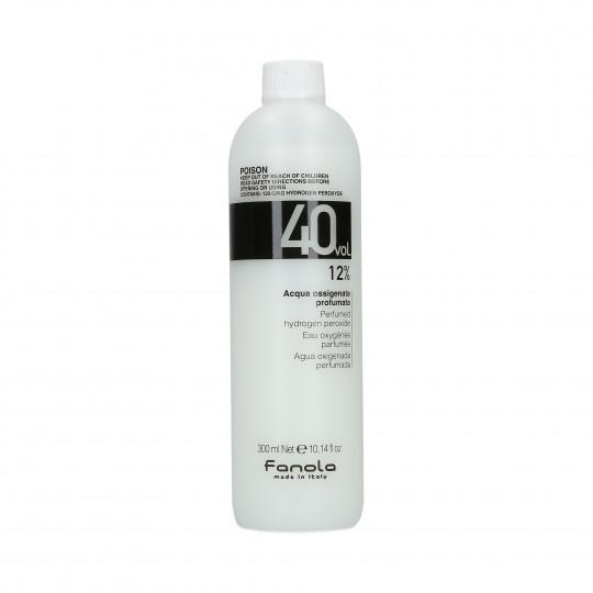 Fanola Oxidante para cabello 40 vol 12% 300ml