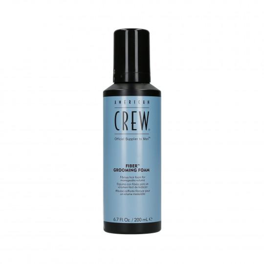 AMERICAN CREW Fiber Grooming Espuma para cabello 200ml