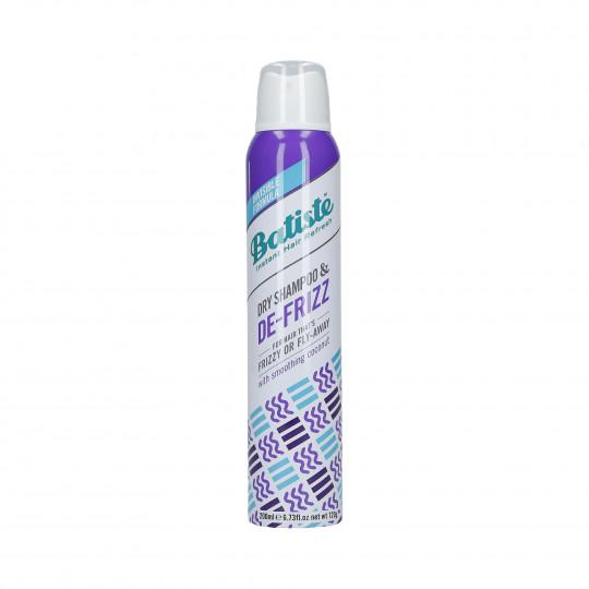 BATISTE DE-FRIZZ Champú seco para cabello encrespado 200ml - 1
