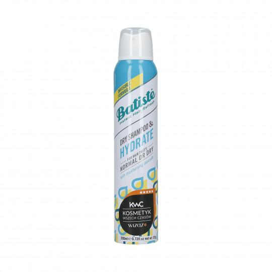 BATISTE HYDRATE Champú seco hidratante para cabello seco 200ml