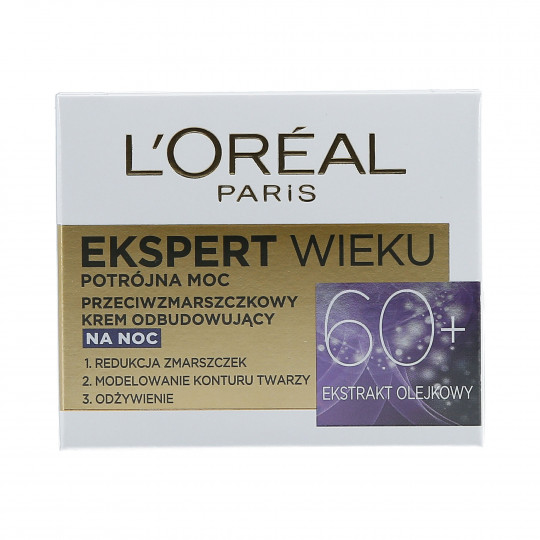 DERMO EXPERTISE AGE SPECIALIST 60+ NIGHT 50ML