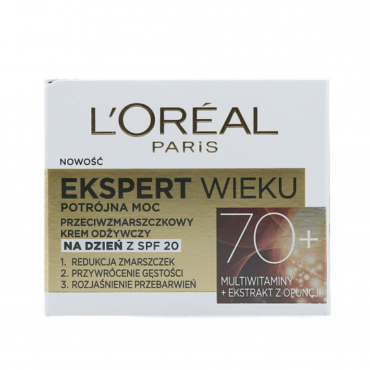 DERMO EXPERTISE AGE SPECIALIST 70+ DAY 50ML