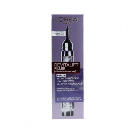 L'OREAL PARIS REVITALIFT Filler Serum hialurónico para rellenar arrugas 16ml - 1