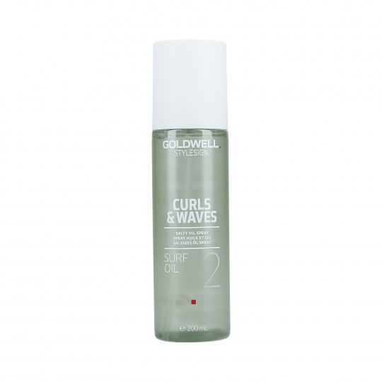 GOLDWELL STYLESIGN CURLS & WAVES Surf Oil Spray aceite con sal 200ml - 1