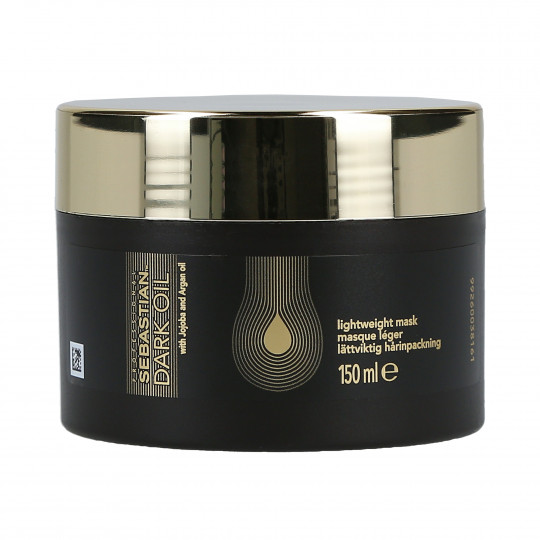 SEBASTIAN PROFESSIONAL Dark Oil Mascarilla regeneradora 150ml