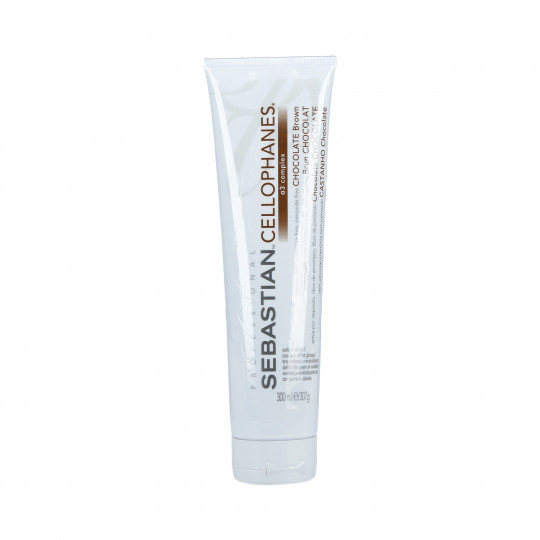 SEBASTIAN CELLOPHANES Mascarilla cabello teñido 300ml