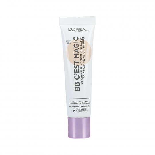 L'OREAL PARIS BB C'est Magic BB Crema facial 30ml - 1
