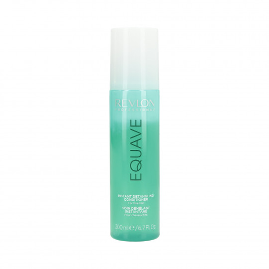REVLON PROFESSIONAL EQUAVE Volume Acondicionador spray bifásico 200ml - 1