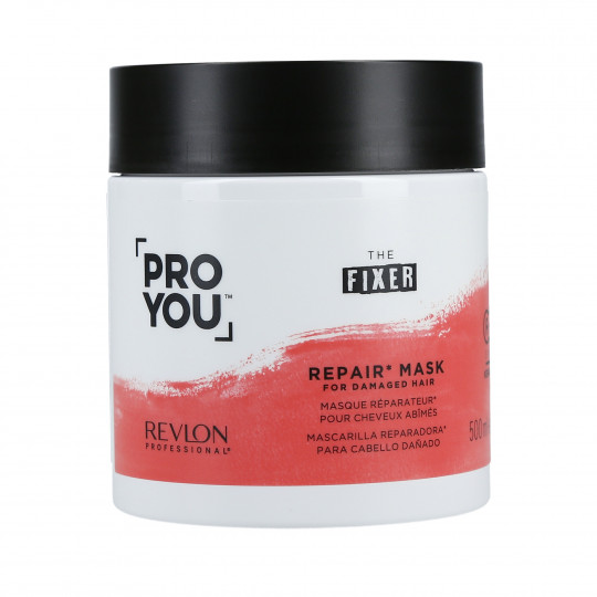 REVLON PROFESSIONAL PROYOU The Fixer Mascarilla para cabello dañado 500 ml