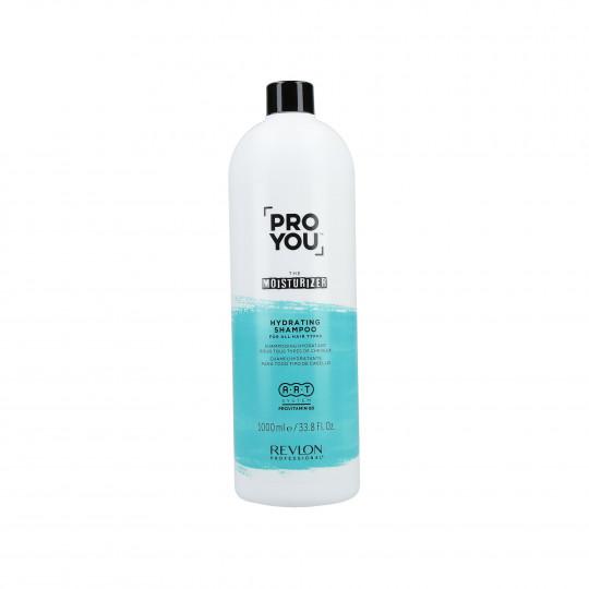 REVLON PROFESSIONAL PROYOU Champú Hidratante para cabello seco 1000ml