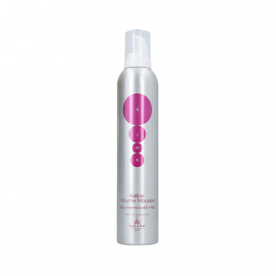 KALLOS Mousse Espuma Volumizadora 300 ml - 1