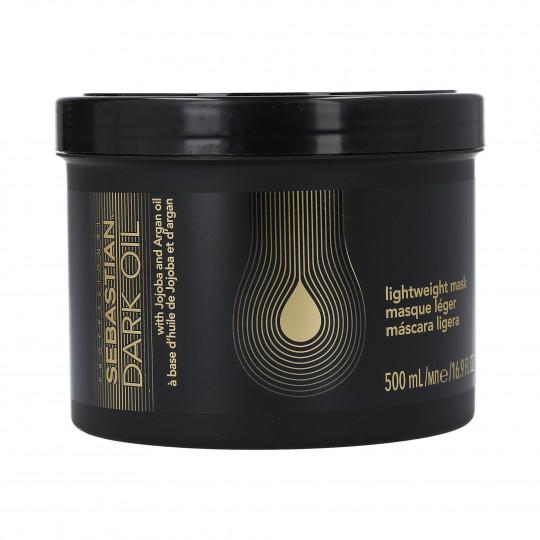 SEBASTIAN DARK OIL Mascarilla regeneradora 500ml