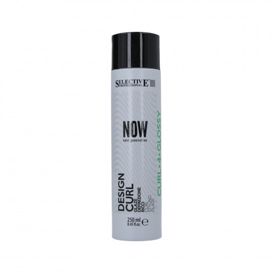 SELECTIVE NOW Curl Design Fluid Definidor de rizos 250ml - 1