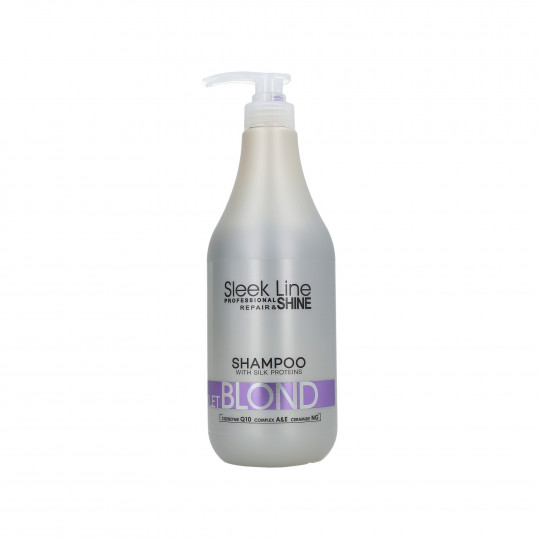 STAPIZ SLEEK LINE VIOLET BLOND Champú neutralizador del color 1000ml - 1