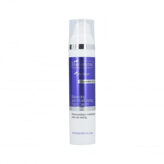 BIELENDA PROFESSIONAL MICROBIOME Crema facial equilibrante e hidratante 100ml - 1