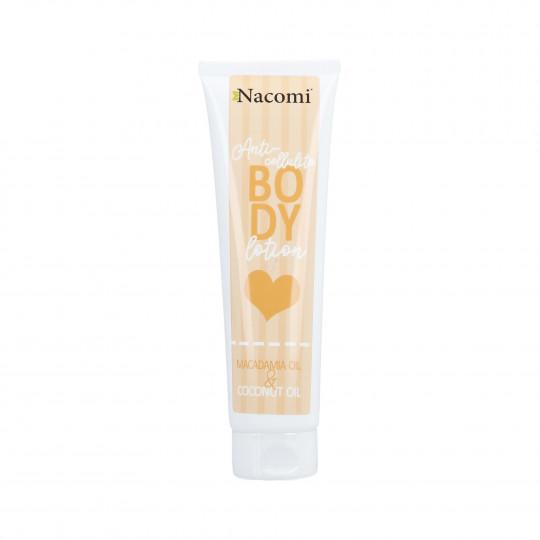 NACOMI Macadamia Oil&Coconut Oil Loción corporal anticelulítica 150ml - 1