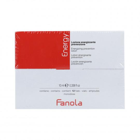 FANOLA Loción energética contra la caída del cabello 12x10ml - 1