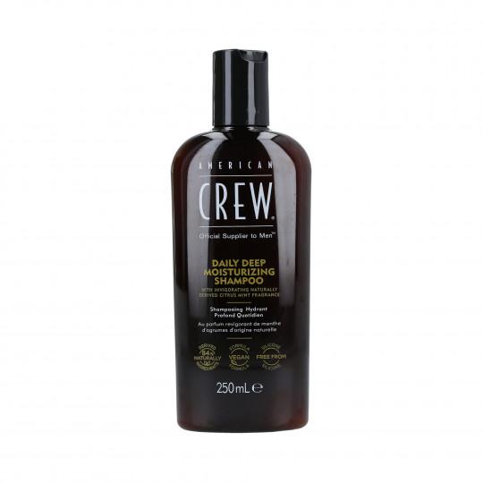 AMERICAN CREW Daily Champú hidratante para el cabello 250ml - 1