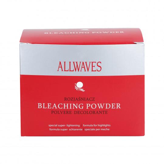ALLWAVES BLEACH POWDER CARTON Polvo decolorante 500g - 1