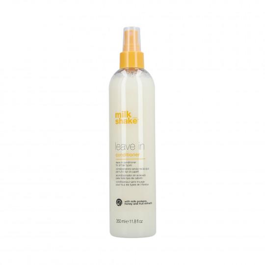 MILK SHAKE LEAVE-IN CONDITIONER Spray nutritivo sin enjuague 350ml - 1