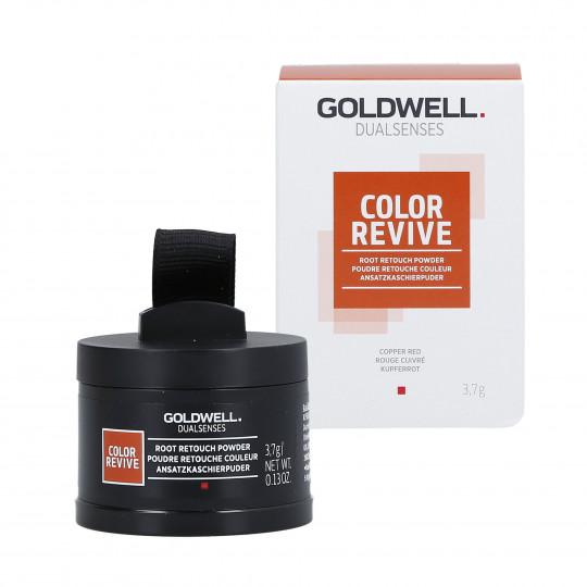 GOLDWELL DUALSENSES COLOR REVIVE Root Touch Up Raíces enmascaradoras en polvo 3,7 g - 1