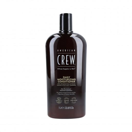 AMERICAN CREW CLASSIC DAILY Acondicionador de cabello para uso diario 1000ml - 1