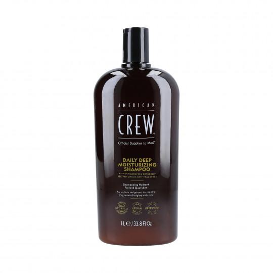 AMERICAN CREW CLASSIC Champú profundamente hidratante 1000ml - 1