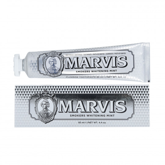 MARVIS SMOKERS MINT TOOTHPASTE 85ML