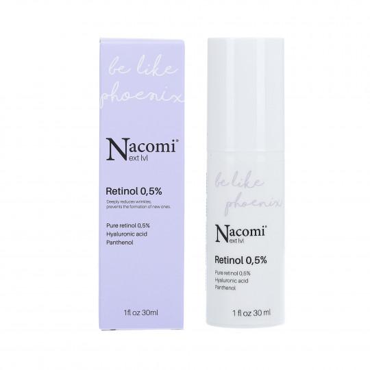 NACOMI NEXT LEVEL BE LIKE PHOENIX Retinol 0,5% 30ml - 1