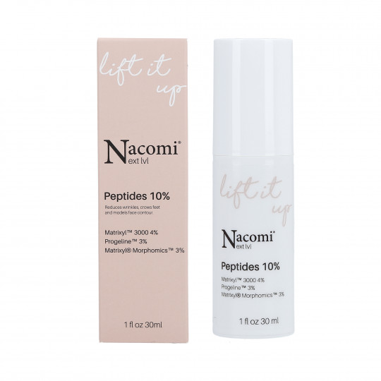 NACOMI NEXT LEVEL LIFT IT UP PEPTIDES 10% 30ML