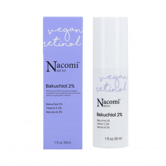 NACOMI NEXT LEVEL VEGAN RETINOL BAKUCHIOL 2% 30ML