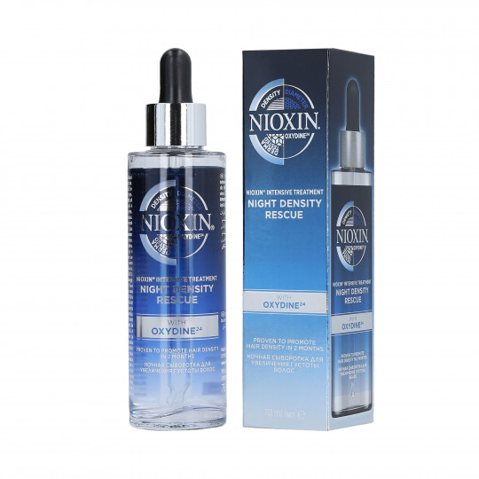 NIOXIN INTENSIVE TREATMENTS Tratamiento capilar nocturno 70ml - 1