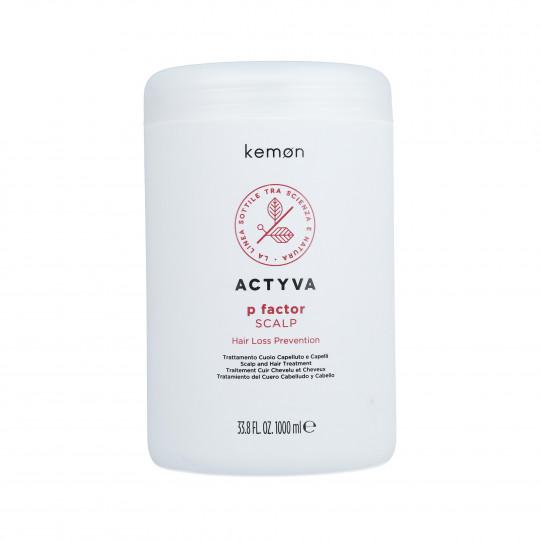 KEMON ACTYVA P FACTOR Tratamiento anticaída 1000ml - 1