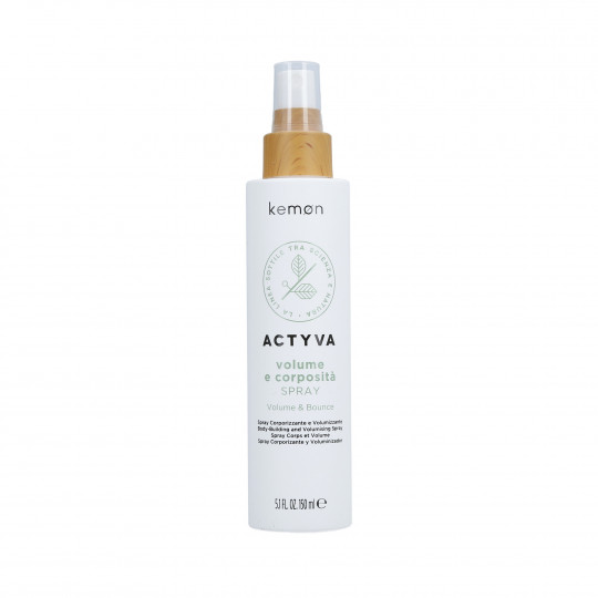 KEMON ACTYVA VOLUME&BOUNCE Spray voluminizador 150ml - 1