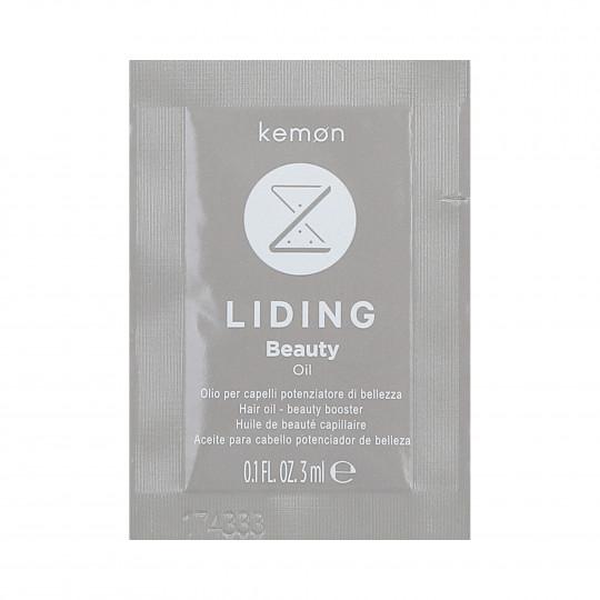 KEMON LIDING BEAUTY Aceite para cabello 25x3ml - 1