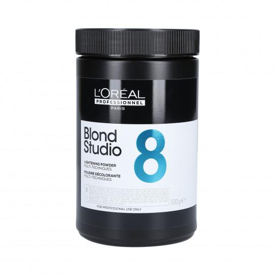 L'OREAL BLOND STUDIO Polvo decolorante 500g - 1