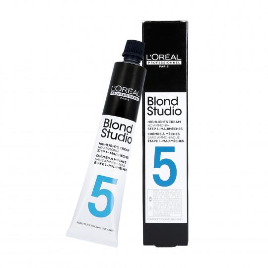 L'OREAL BLOND STUDIO MAJIMECHES Crema reflejos y balayage 50ml - 1